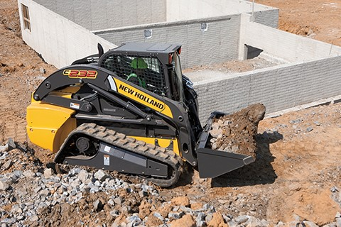 Klamath Basin Equipment-New Holland E30 Mini Excavator